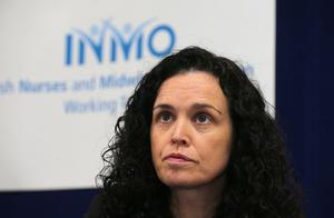 Irish Nurses and Midwives Organisation director of Industrial relations Phil Ni Sheaghdha (Niall Carson/PA)