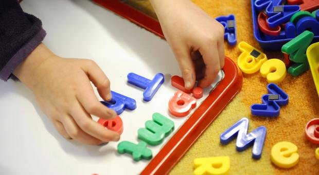 The report found many childcare workers are struggling financially (PA)