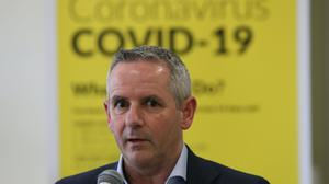 Paul Reid, of the Health Service Executive (Brian Lawless/PA)