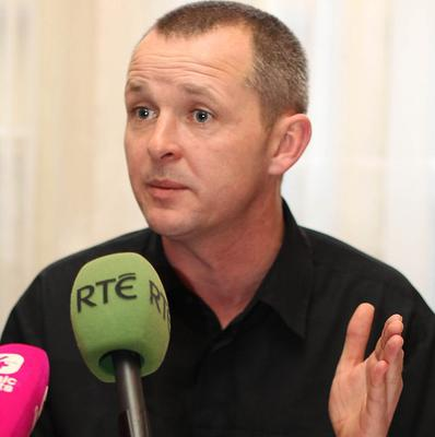 People Before Profit TD Richard Boyd Barrett suggested lobbyists had their real discussions in 'off the record' side groups