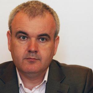 Amnesty Ireland executive director Colm O'Gorman made a presentation for constitutional amendment in the areas of economic, social and cultural rights