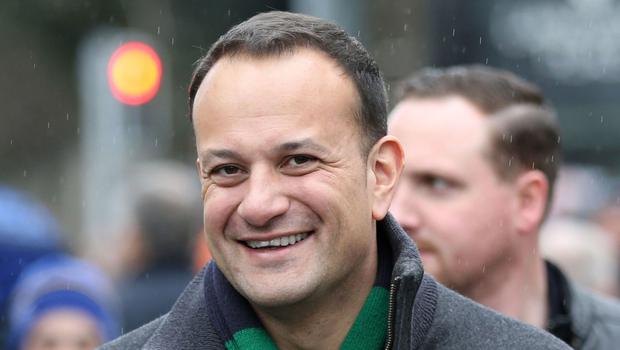 Leo Varadkar said the UK election result presents an opportunity for Ireland