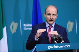 Taoiseach Micheal Martin has sad he is not satisfied with Mr Stanley's explanations to date (Julien Behal/PA)