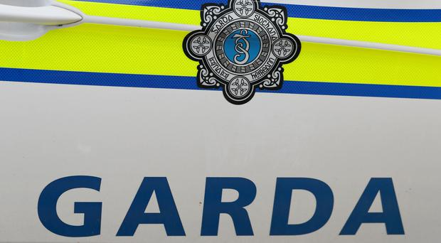 Gardai and emergency services attended the scene of the incident (PA)