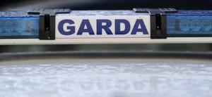 The driver was detained at Store Street Garda Station, with officers attempting to carry out 'full background searches on the suspect to determine who he was working for'