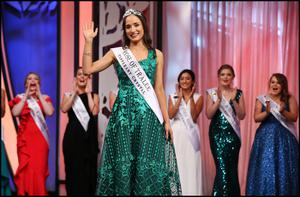 Event: Sinead Flanagan was last year's winning Rose of Tralee