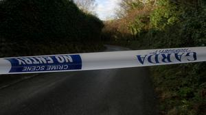 Garda are investigating the shooting.
