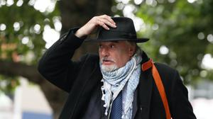 Former journalist Ian Bailey is wanted by French authorities (Brian Lawless/PA)