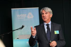 WEEE Ireland CEO Leo Donovan advises that the country could struggle to meet the 65% benchmark figure this year if an expected glut of waste electrical items is not diverted from landfill.