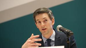 Thirty one cases of Covid-19 in Ireland were associated with travel last month, the deputy chief medical officer Dr Ronan Glynn warned (Niall Carson/PA).