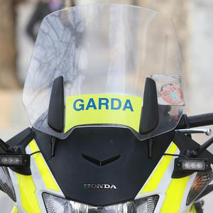 A toddler has died after being struck by a van in Co Laois