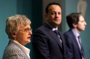Minister for Children and Youth Affairs Katherine Zappone was in charge of developing the scheme on behalf of the Government (Niall Carson/PA)