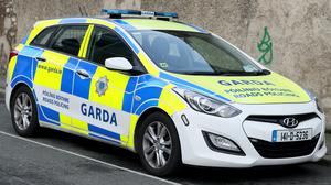 Gardai were involved in a high-speed pursuit (Brian Lawless/PA)