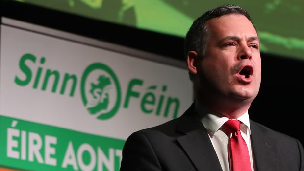 It would cost 450 million euro to allow people in Ireland to retire at age 65, Sinn Fein's Pearse Doherty said (Niall Carson/PA)