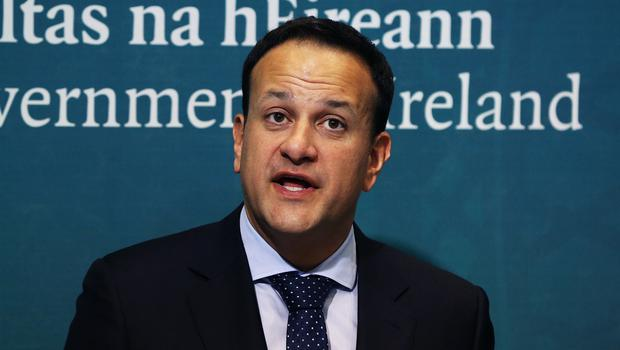 Leo Varadkar apologised to people affected by illegal adoptions (Brian Lawless/PA)