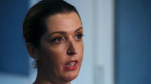 CervicalCheck campaigner Vicky Phelan (Brian Lawless/PA)