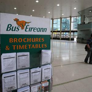 Mediators are holding talks between Bus Eireann management and the National Bus and Rail Union