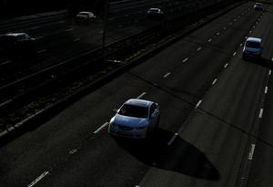 the average commuter spends 28.2 minutes driving to work, equating to around an hour per day (Rui Vieira/PA)