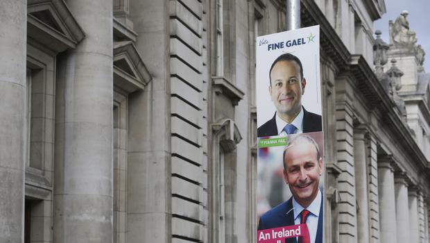 Ireland's final General Election results will be delayed after the death of a candidate (Damien Eagers/PA)