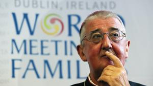 Archbishop Diarmuid Martin called on churches to 'adhere strictly to public policy' (Brian Lawless/PA)