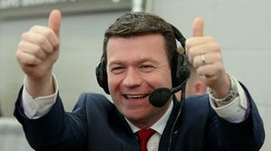Labour's Alan Kelly narrowly retained his seat