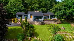 Westlife star Mark Feehily has put his lakeside home in Co Sligo on the market for €1.15m. Credit: Sherry Fitzgerald