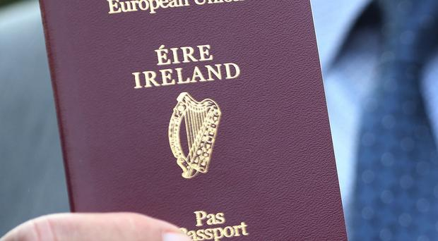 Almost a million Irish passports were issued this year (Brian Lawless/PA)