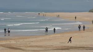 The EPA said the worst swimming spots were the Front Strand, Duncannon, Rush South beach, Loughshinny, Ballyloughane and Merrion Strand