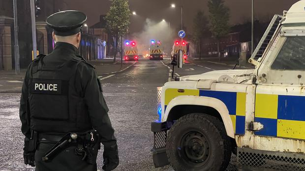 Street disorder that has flared in various parts of Northern Ireland for more than a week can be attributed to a multitude of factors (Liam McBurney/PA)