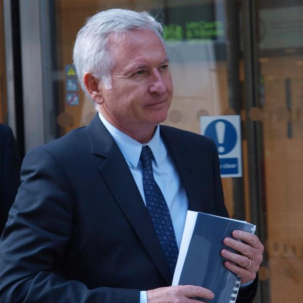 Patrick McKillen has taken his legal fight to the UK's Court of Appeal