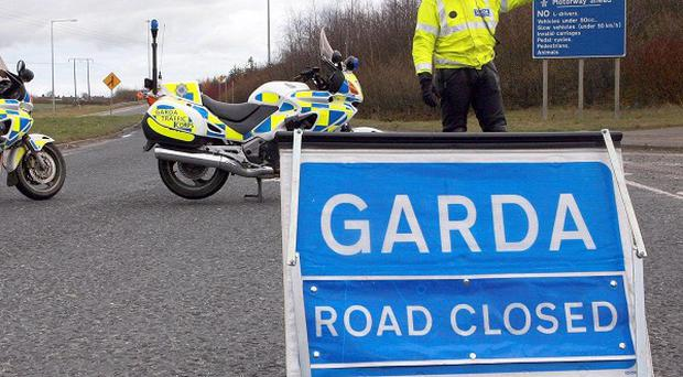 The teenager was involved in a collision on the N53 at Maghernakill, Co Monaghan