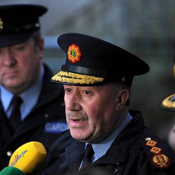 Garda Commissioner Martin Callinan said 1,125 lines of inquiry are being pursued in relation to the death of Adrian Donohoe