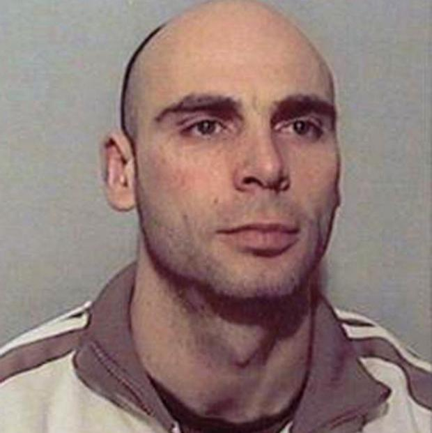 Giedrius Dubosas, 36, who is wanted in connection with the death of a man in his native Lithuania in 2005
