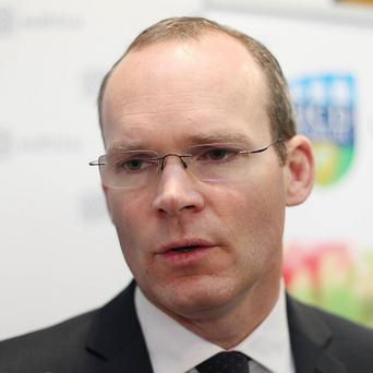 Agriculture and Food Minister Simon Coveney says DNA testing of meat will soon become routine