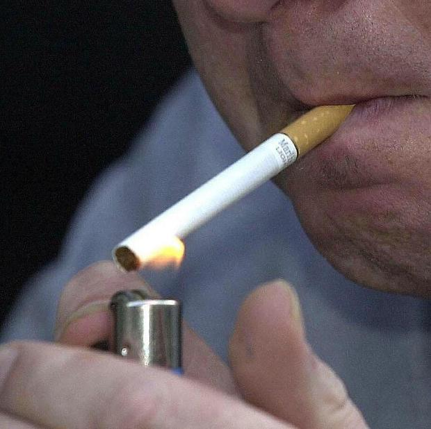 More than a quarter of the cigarettes smoked in Ireland last year were illegal, it has been claimed