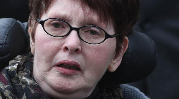 Terminally ill Marie Fleming, 58, is taking her case to the Supreme Court