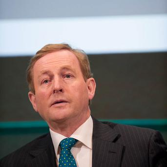 Taoiseach Enda Kenny said mobility grants for the disabled breach the Equal Status Act