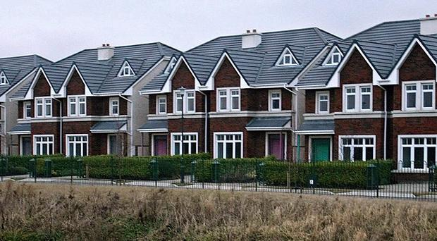 House prices in Dublin are down 54 per cent since 2007