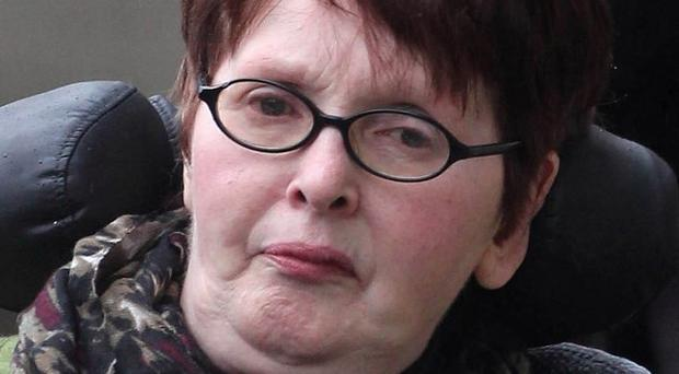 MS patient Marie Fleming wants to be allowed to die peacefully with dignity at home at a time of her choosing