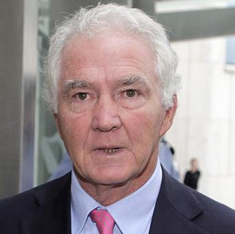 Sean FitzPatrick will appear before the Circuit Criminal Court on March 22
