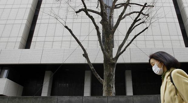 American musician Richard Hinds is standing trial at Tokyo District Court (AP)