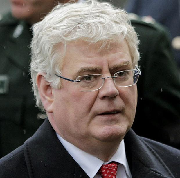 Tanaiste Eamon Gilmore says the Government's priorities are tackling mortgage arrears and creating jobs