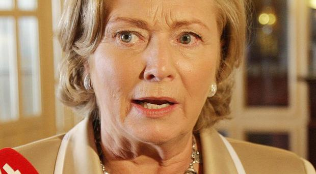 Children's Minister Frances Fitzgerald saysIreland is generally a great place to grow up in
