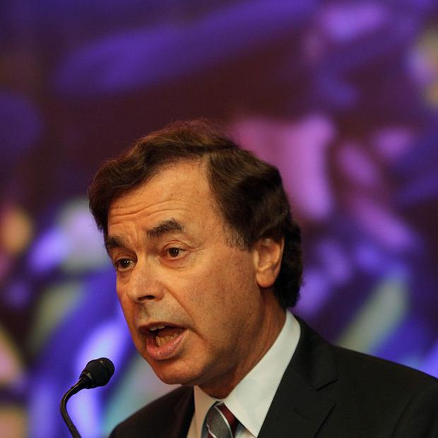 Justice Minister Alan Shatter urged divided families to try to resolve their differences