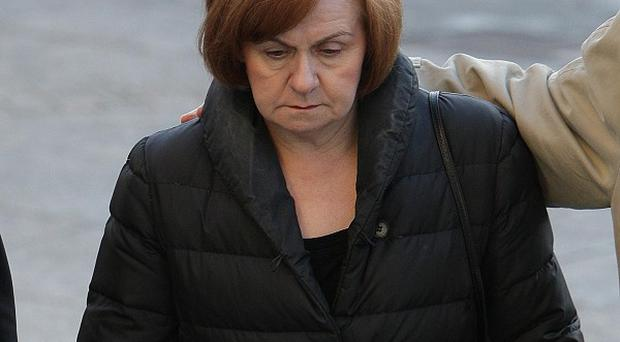 Former District Court judge Heather Perrin was convicted of false accounting