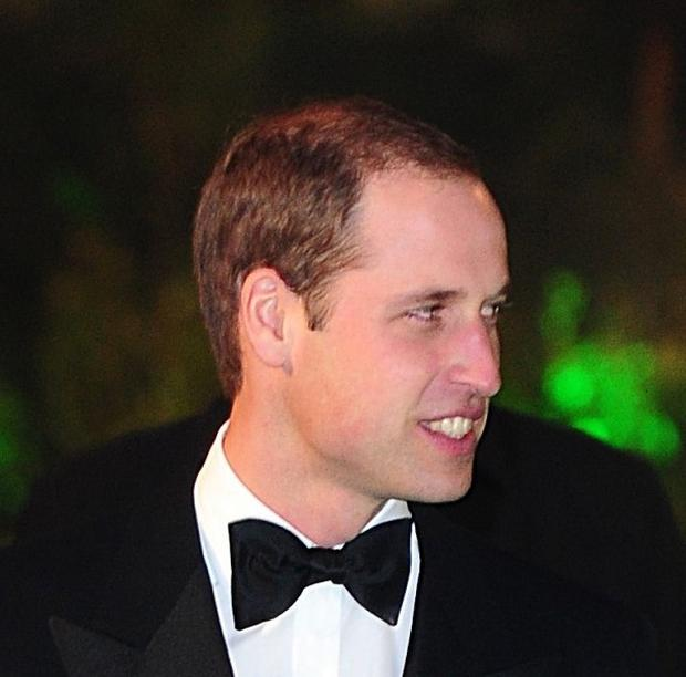 Genealogists have discovered a distant 'rags to riches' Irish cousin of Prince William