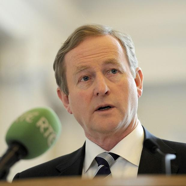 Taoiseach Enda Kenny will attend a meeting that will take stock of the economic situation in the euro area