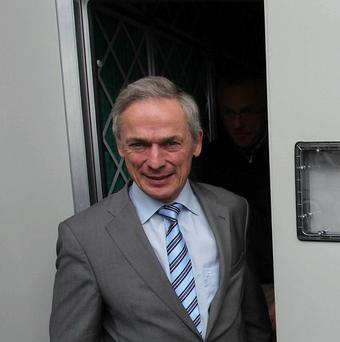 Enterprise Minister Richard Bruton said so-called big data represents a growth opportunity for Ireland