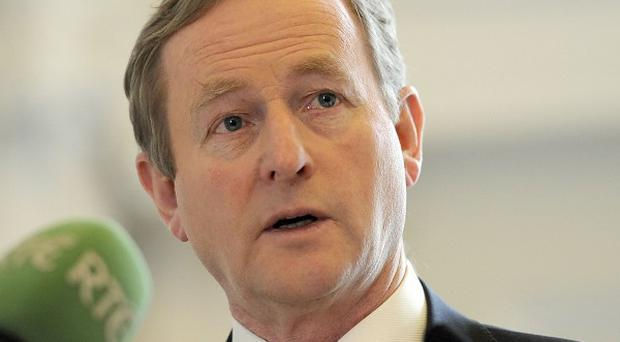 Taoiseach Enda Kenny is in New York for the city's St Patrick's Day parade
