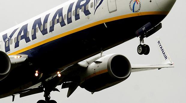 Ryanair aims to fly more than 100 million passengers a year by the beginning of 2019